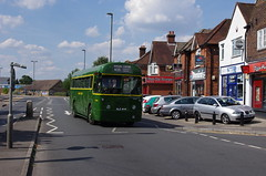 IMGP1576 (Steve Guess) Tags: guildford surrey england gb uk bus rf644 nle644 aec regal iv rf london country lcbs