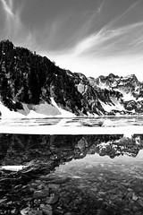 Snow Lake WA. (addieiverson) Tags: washington lake lakes hikeing hikes snowlake