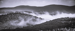 Fog rises in the Cornwall Valley (Photography by Lazlo) Tags: ifttt 500px cornwall connecticut fog flickr summer mountains trees clouds panorama nature photograph