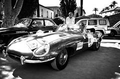 Rallye des Princesses ..St-Tropez. (Cricri Nikon Photography.) Tags: jaguar typee