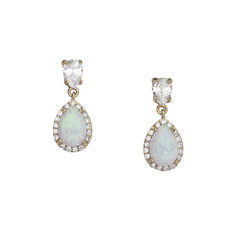 Today's Featured Item: Clara Drop Earrings $72 Shop: https://www.chloeandisabel.com/boutique/thecelticpearl/products/E499CLSG/clara-drop-earrings  Channel sophisticated elegance in an oh-so-iridescent pair of delicate drops. With luxe Kyocera opal centers (thecelticpearl) Tags: crystal style thecelticpearl trend ootd kyocera daily product shiny earrings shopping online crystals featured summer kyoceraopal accessories opal new shop trendy guarantee chloeandisabel fashion cubiczirconia buy love jewelry trending trends lookoffine boutique lifetime finejewelry gold