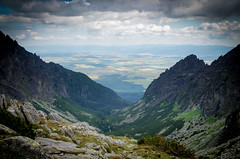 Road to Téryho chata (novak.gabor) Tags: pentax k50 nature mountains hiking