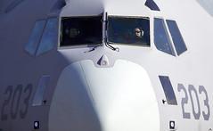 Kawasaki C-2 (Bernie Condon) Tags: kawasaki c2 transport cargo japan japaneseairselfdefenceforce jasdf military riat airtattoo tattoo ffd fairford raffairford airfield aircraft plane flying aviation display airshow uk