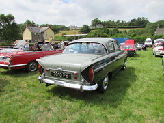 Humber Sceptre Mk1 7010PE (Andrew 2.8i) Tags: show car cars classic classics gwili railway transport day bronwydd arms humber sceptre mk 1 mark mk1 rootes group sedan saloon british