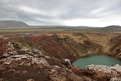 Kerið volcanic crater (mpalmer934) Tags: iceland volcanic crater