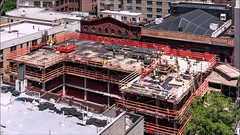 Moxy Rebar Time Lapse (Michael.Lee.Pics.NYC) Tags: newyork moxyhotel websterhall construction timelapse video architecture cityscape sony a6500 fe24105mmf4g