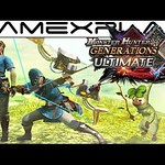 Monster Hunter Generations Ultimate – Breath of the Wild Crossover Trailer thumbnail