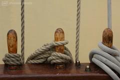 ropes (photos4dreams) Tags: transport transportation photos4dreams p4d photos4dreamz norddeutschland ostsee kappeln balticsea sailing sail ship boot segelboot
