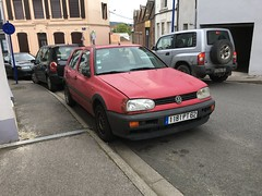 VW Golf Mk3 (VAGDave) Tags: vw golf mk3