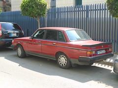 1989 Volvo 240 (Alpus) Tags: volvo 240 lebanon beirut june 2017 swedish classic