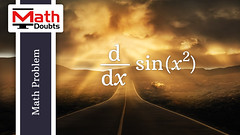 Differentiation Problem (Math Doubts) Tags: derivativeproblem differentiationproblem calculus mathproblem