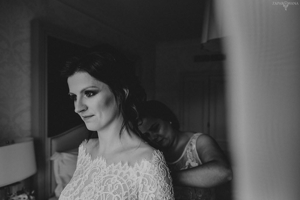 073 - ZAPAROWANA - Kameralny ślub z weselem w Bistro Warszawa