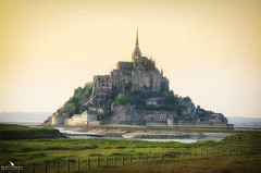 Mont Saint-Michel (pbmultimedia5) Tags: mont saint michel archangel michael france normandy building church monastery pbmultimedia
