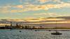 Auckland Sunset-3 (Alex Ignatov) Tags: auckland newzealand boat city cityscape cloud evening landscape night ocean sea seascape sky sunset nz
