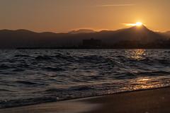 Sunset @ Playa de Palma (Maik Arink) Tags: 07610palma illesbalears spanien mallorca palma palmademallorca ballearen ballermann 2018 urlaub sonne strand sightseeing rundreise leuchtturm