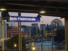 Berlin - Bahnhof Friedrichstraße
