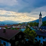 Cloudy morning over Kiefersfelden, Bavaria, Germany thumbnail