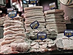 2542 Bacalao (Ricard Gabarrús) Tags: bacalao pez alimento mercado mar sal ricardgabarrus olympus ricgaba pescado