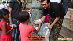Sthapana  Divas  003 (narfoundation) Tags: proudnar narfoundation food donation ngo mumbai india miteshrathod sthapanadivas social work povert no1