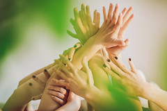 IMG_3691 (andreilazarev) Tags: green color hand hands human arm arms woman wrist wrists finger fingers man group people plant plants forest tree trees blur blurred skin shapes childhood indoor indoors outdoor outdoors studio day light lights inside sensitive sensation yoga touch