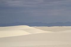 white sands #4 (booksin) Tags: whitesandsnationalmonument newmexico sand dunes gypsum minimal minimalism minimalistic minimalist booksin copyright2018booksinallrightsreserved