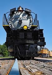 Articulation (jterry618) Tags: northplatte codypark 4664 challenger unionpacific up codyparkrailroadmuseum nebraska