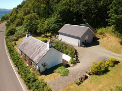 The Cottage (Click And Pray) Tags: managedbyclickandpraysflickrmanagr argyll horizontal scotland nopeople aerial dji spark drone lochfyne thecottage recordingstudio n argyllhorizontalscotlandnopeopleaerialdjisparkdronelochfynethecottagerecordingstudiogbr