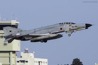 Japan Air Self Defence Force, McDonnell Douglas F-4EJ Kai Phantom II, 87-8415.
