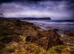 Rocky coast (toniant67) Tags: costarocosa marmediterraneo largaexposicion longexposure rocas mar rockycoast seascape landscapes