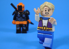 Crazy Dad (-Metarix-) Tags: lego minifig dc comics comic custom jericho slade wilson deathstroke teen titans universe dad father joe willson