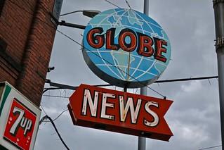 Globe News, Superior, WI