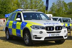 YX17 CFV (S11 AUN) Tags: humberside police bmw x5 xdrive30d 4x4 anpr casualty reduction unit cru traffic car rpu roads policing 999 emergency vehicle yx17cfv