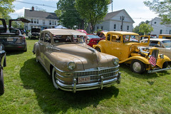 2018belchertowncarshow-340 (gtxjimmy) Tags: nikond7500 nikon d7500 belchertown massachusetts belchertowncruisers 9thannualcarshowonthecommon newengland carshow autoshow autorama antique classic vintage muscle automobile vehicle summer old 1946 chrysler worldcars