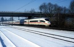 403 015  Nannhofen  15.02.03 (w. + h. brutzer) Tags: nannhofen eisenbahn eisenbahnen train trains deutschland germany ice railway zug db 403 webru analog nikon triebzug triebzüge