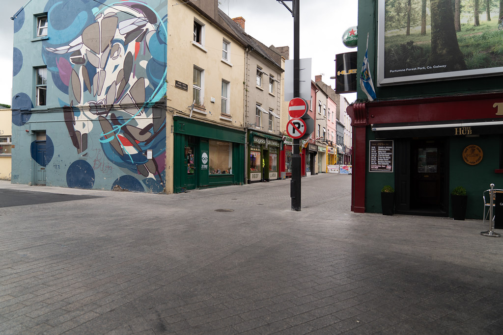 EXAMPLES OF STREET ART [URBAN CULTURE IN WATERFORD CITY]-142330