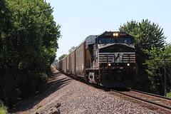 NS 9726 (CC 8039) Tags: ns trains ac44cw c449w saint peters missouri