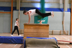DSC_6112 (Amateur 'tog from Exeter) Tags: royalmarinescommando marinecadets rmvcc vcc ctcrm rm ctc lympstone military physdisplay babybootneck gym vaulting frontflip backflip kids children child pti pe exmouth exeter