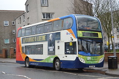 Stagecoach Western 15815 SF12HWN (Will Swain) Tags: 10th march 2018 irvine town centre scotland scottish bus buses transport travel uk britain vehicle vehicles county country stagecoach western 15815 sf12hwn