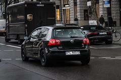 Poland (Leszno) - VW Golf V (PrincepsLS) Tags: poland polish license plate pl leszno germany berlin spottnig vw golf v