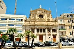 2016-06-08k Sliema (1) (aknad0) Tags: malta sliema miasto morze architektura
