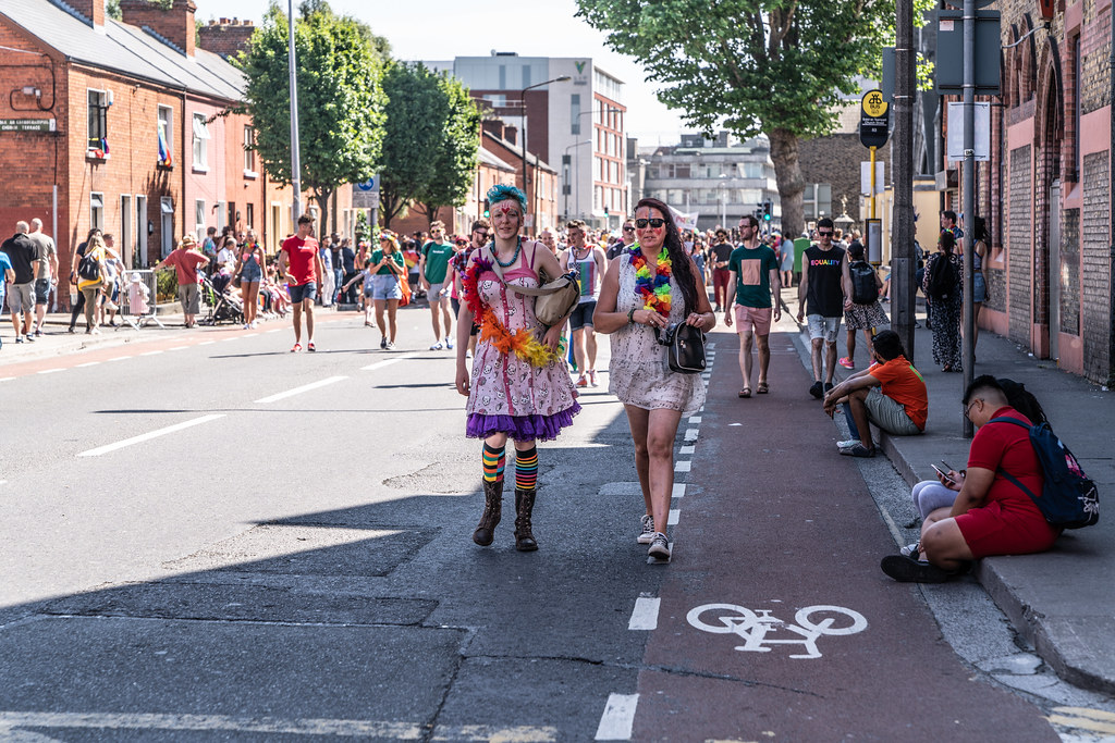 ABOUT SIXTY THOUSAND TOOK PART IN THE DUBLIN LGBTI+ PARADE TODAY[ SATURDAY 30 JUNE 2018]-141776
