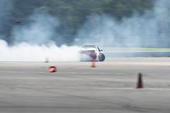 Smoke Screen (Find The Apex) Tags: nolamotorsportspark nodrft drifting drift cars automotive automotivephotography nissan 240sx nissan240sx s14