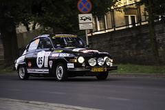 Some more classics (Shyha) Tags: rally rajd śląska classic saab silesia poland polska canon 6d 85 hoffman barłoga 96