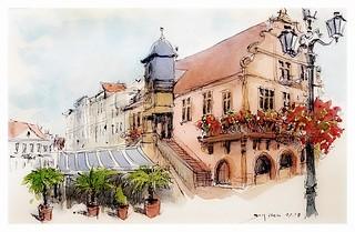 Molsheim - Alsace - France