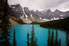 Moraine Lake (Johnny O.) Tags: banff rocky mountains rockies canadian canada