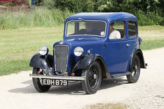 Austin Seven (Roger Wasley) Tags: austin seven toddington classic car gloucestershire
