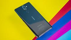 Nokia 8 Sirocco (TechStage) Tags: nokia nokia8 nokiamobile hmd hmdglobal global nokia8sirocco sirocoo sirocco black schwarz steel edelstahl yellow blue color gelb blau design phone smart smartphone luxury