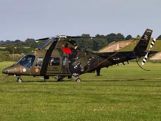 Belgian Air Component | Agusta A109BA | H29