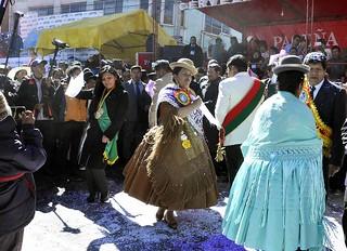 FESTIVIDAD DE LA VIRGEN DEL CARMEN FUE ENCABEZADA POR LA ALCALDESA CHAPETON EN LA ZONA 16 DE JULIO (11)