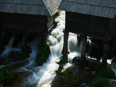 ohne Titel (stefandinkel) Tags: stefandinkel olympusomdem1 olympus124028 mft wasserfall mühle bosnien gegenlicht schatten wasser